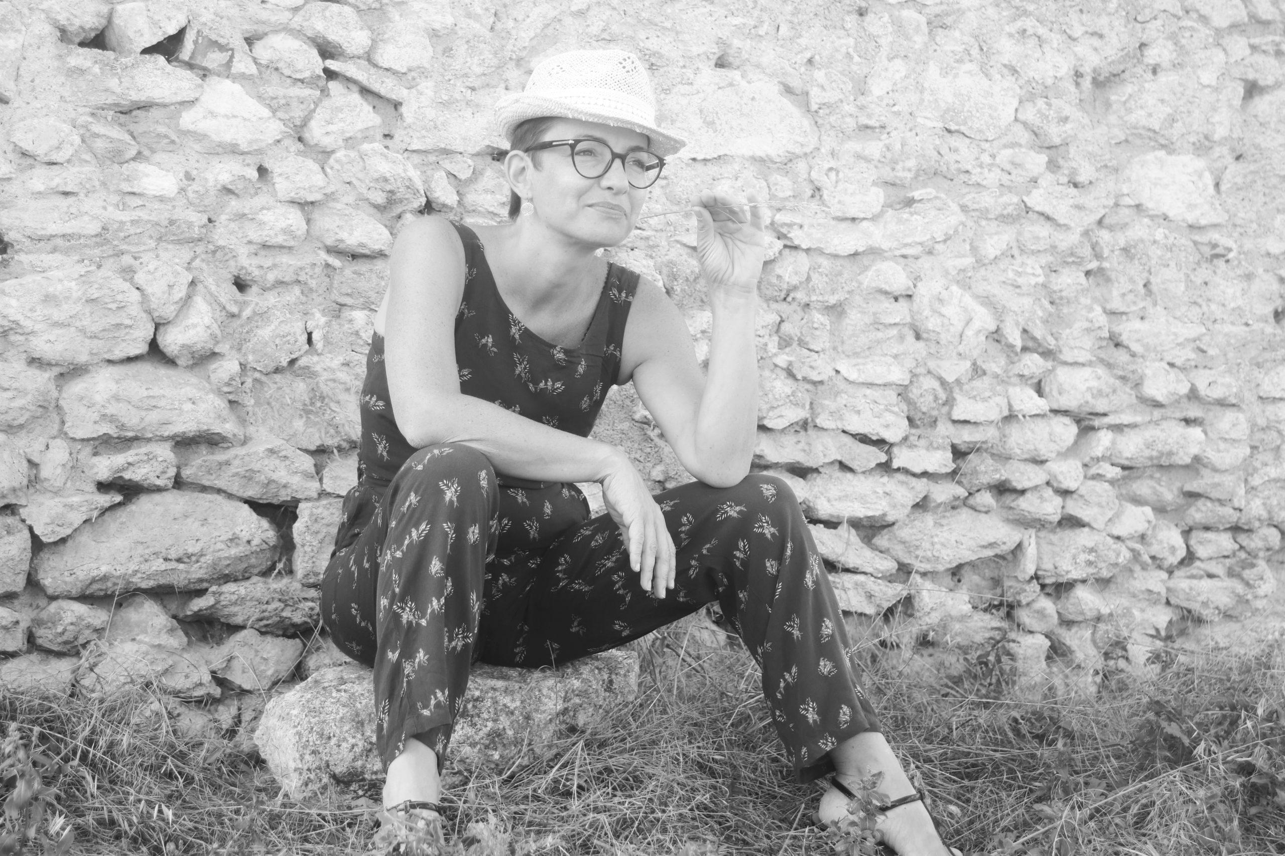 Photo de Carole Laurençon côté perso